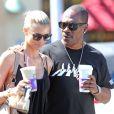 """""""Exclusif - Paige Butcher et Eddie Murphy, détendus en vacances à Maui. Hawaï, le 5 avril 2014."""""""