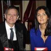 Cristiana Reali et Francis Huster sur scène : 'Nos filles sont super contentes'