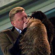Chelsea-PSG : Boris Becker et sa jolie épouse Lilly déchaînés et in love