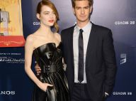 The Amazing Spider-Man 2 à Paris : Emma Stone en cuir, son chéri acclamé