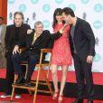 Richard Lewis, Jerry Lewis, Illeana Douglas, Dane Cook au TCL, Los Angeles, le 12 avril 2014.