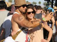 Ashley Greene amoureuse à Coachella, reine du selfie avec Kellan Lutz