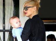 Gwen Stefani : La star présente son bébé à son jeune cousin