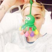 Miley Cyrus : Admise en urgence à l'hôpital