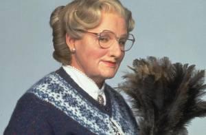 Robin Williams dans Madame Doubtfire : 21 ans après, la suite est en route !