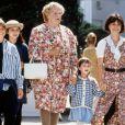 Robin Williams en Madame Doubtfire avec Sally Field.