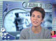 Estelle Denis : Un vrai garçon manqué pour sa première télé...