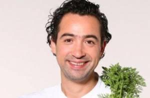 Top Chef 2014 - Pierre Augé : Enfant, un accident lui a ''broyé le visage'' !