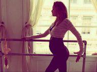 Doutzen Kroes, enceinte : Cours de danse et balade en amoureux pour le top