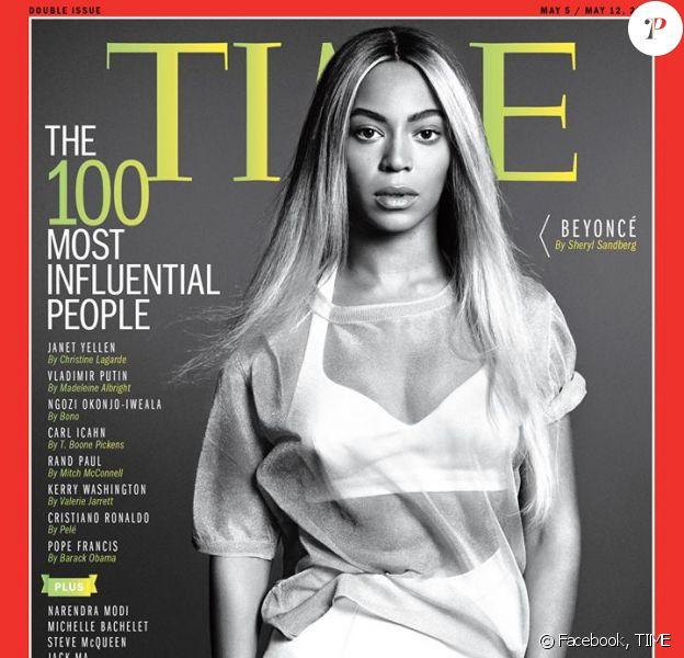 Le TIME vient de dévoiler sa liste des 100 personnes les plus influentes au monde. Beyoncé y est mentionnée, et figure en couverture du numéro TIME 100.