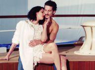 Asia Argento : L'actrice et égérie mode, séduite par un top model
