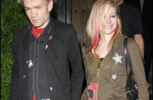 PHOTOS : Avril Lavigne et son mari, le total look !