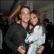 Robbie Williams, bientôt papa pour la 2e fois : sa belle Ayda enceinte !