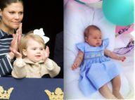 Leonore et Estelle de Suède : Adorables pour les 68 ans de papy Carl XVI Gustaf