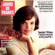 Couverture du magazine Jours de France, actuellement en kiosques.
