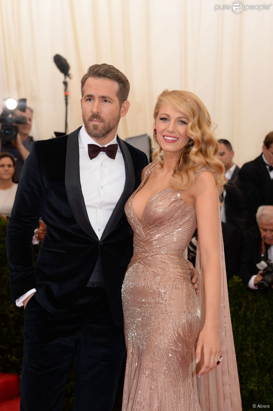 Blake Lively couple