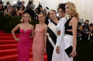 Cara Delevingne, Emma Stone, Naomi Campbell... : Muses sur leur 31 au MET Gala