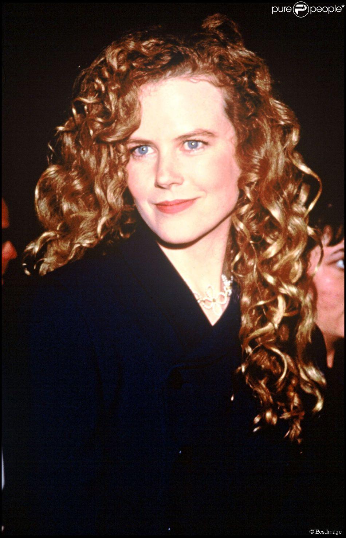 Nicole Kidman en février 1993.