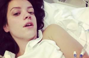 Lily Allen, toujours malade, annule sa venue à la finale de The Voice 3