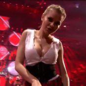 Eurovision 2014 : Poitrines en avant et gestes coquins, les Polonaises étonnent