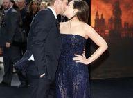 Elizabeth Olsen et son baiser fougueux avec Boyd : Si belle et si amoureuse...