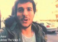 M. Pokora et Amir (The Voice 3) : Deux beaux gosses au grand coeur...