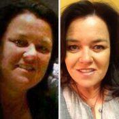 Rosie O'Donnell, amincie de 23 kilos : ''Je me sens un peu moins honteuse''