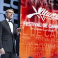 Lambert Wilson - Cérémonie d'ouverture du 67ème festival international du film de Cannes, le 14 mai 2014.