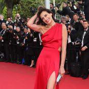 Cannes 2014 : Inès de la Fressange, flamboyante, mène les L'Oréal Girls