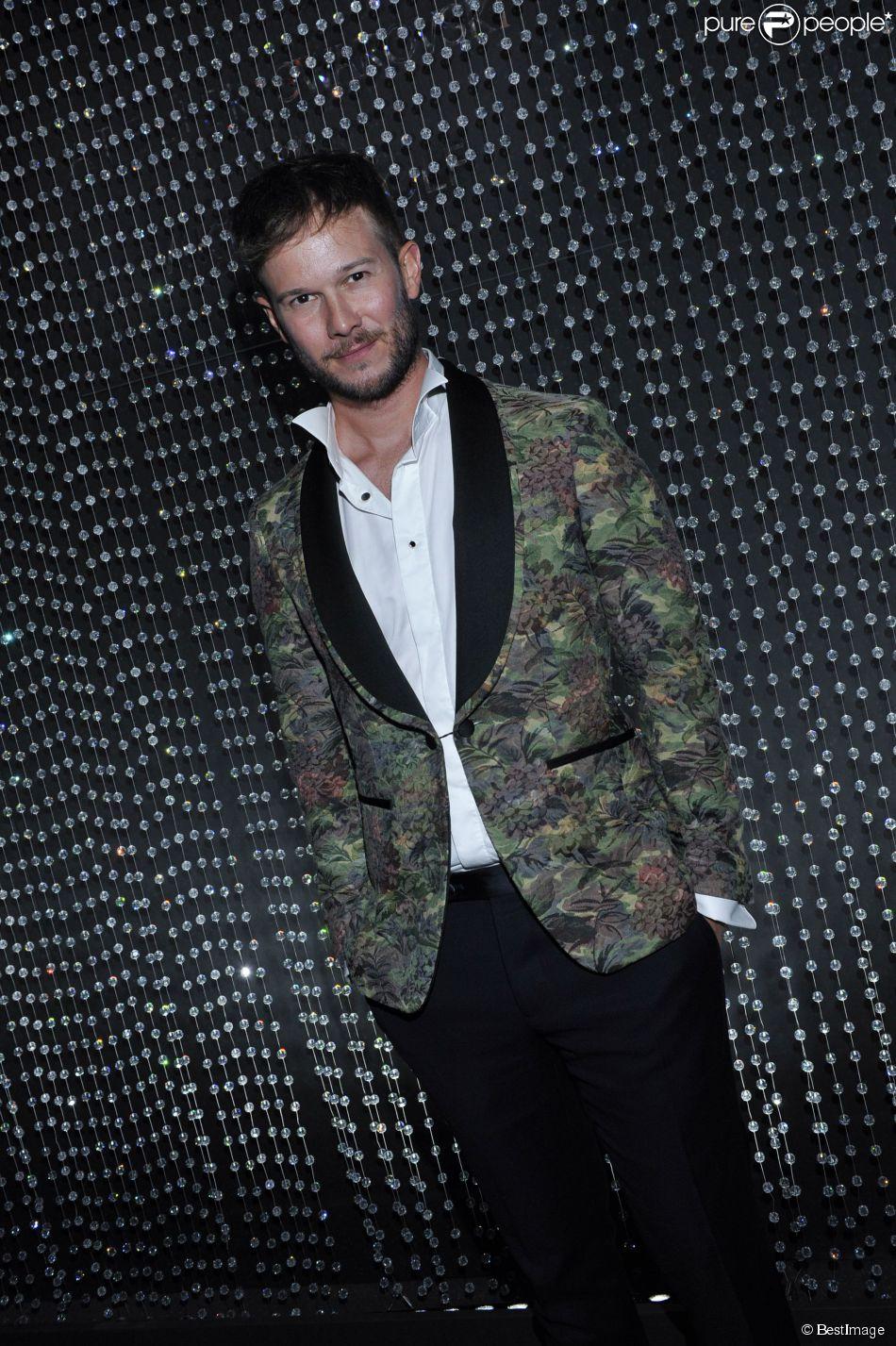 Paolo Stella - Soirée Swarovski et Viktor & Rolf à l'Ecrin lors du 67e Festival international du film de Cannes, le 16 mai 2014