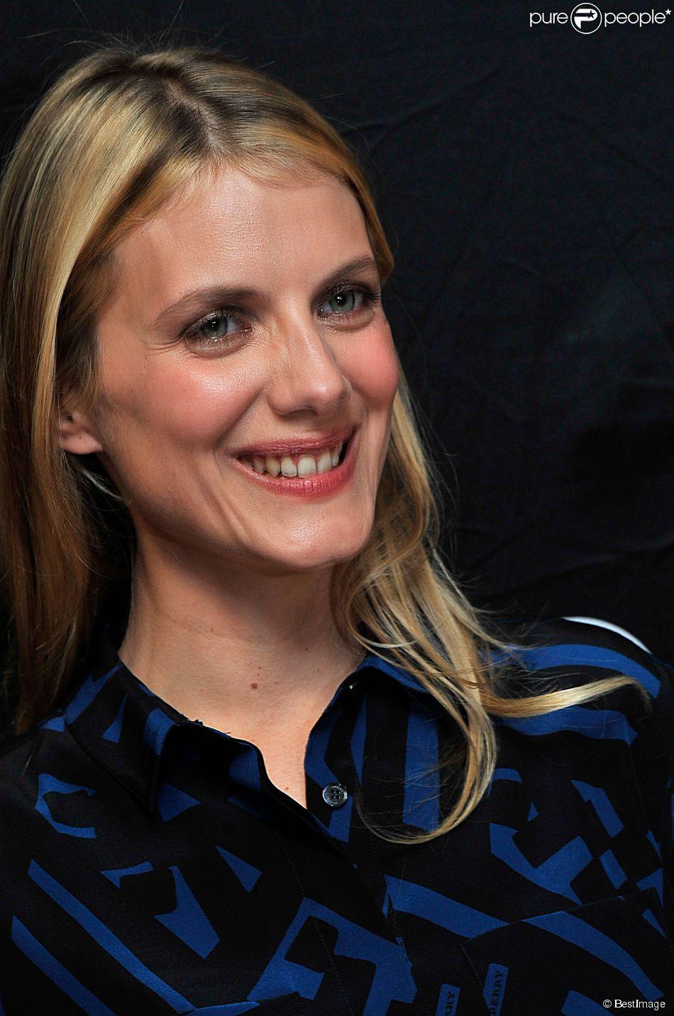 """Mélanie Laurent - Photocall du film """"Respire"""" réalisé par Mélanie Laurent, au cinéma Miramar, Semaine de la Critique dans le cadre du 67e festival du film de Cannes, le 17 mai 2014."""