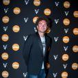 Maxime Musqua à la soirée Reebok sur le bateau de la Villa Schweppes pour les 25 ans de la chaussure Pump lors du Festival de Cannes, le 17 mai 2014