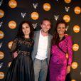 Aida Touihri et Laurence Roustandjee - Reebok s'installe sur le bateau de la Villa Schweppes pour les 25 ans de la chaussure Pump. Cannes, le 17 mai 2014 17/05/2014 - Cannes