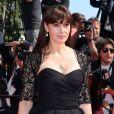 """Monica Bellucci - Montée des marches du film """"Les Merveilles"""" (Le Meraviglie) lors du 67e Festival du film de Cannes le 18 mai 2014"""