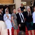 """Carole Bouquet, Leila Hatami, Jane Campion, Sofia Coppola, Zhangke Jia, Do-yeon Jeon - Montée des marches du film """"Les Merveilles"""" (Le Meraviglie) lors du 67e Festival du film de Cannes le 18 mai 2014"""