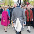 La famille royale de Norvège a achevé de fêter le bicentenaire de la constitution norvégienne à Eidsvoll le 17 mai 2014. Des festivités étaient organisées dans la ville où fut ratifié le texte en 1814, auxquelles le roi Harald, la reine Sonja, le prince Haakon et la princesse Mette-Marit ont pris part avec la reine Margrethe II de Danemark et le prince Henrik ainsi que le roi Carl XVI Gustaf de Suède et la reine Silvia.