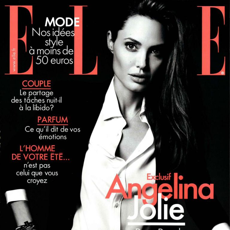 Le magazine elle france du 16 mai 2014 for Chambre bleue film