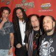Korn à Hollywood, le 7 octobre 2006.