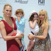 Molly Sims et Rachel Zoe : Sublimes mamans avec leurs garçons Brooks et Skyler