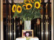 REPORTAGE PHOTOS : Tout le monde du théâtre est en deuil, les obsèques d'une très grande dame...