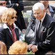 Les obsèques d'Héléna Bossis : Isabelle Huppert