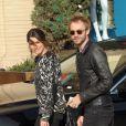 Nikki Reed et Paul McDonald à New York, le 8 décembre 2012.