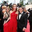 Isabella Orsini et Brahim Asloum au 66e Festival du film de Cannes, le 19 mai 2013.