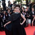 Li Yuchun arriving at the Palais des Festivals for the screening of the film Sils Maria as part of the 67th Cannes Film Festival in Cannes, France on May 23, 2014. Photo by Nicolas Briquet/ABACAPRESS.COM23/05/2014 - Cannes