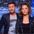 """""""Christophe Beaugrand et Sandrine Quétier dans Tout est permis, samedi 24 mai 2014 sur TF1."""""""