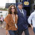 Serge de Yougoslavie et Antonella Rajneri lors du Grand Prix de Monaco le 25 mai 2014