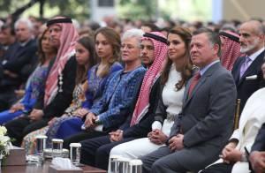Rania de Jordanie : Ses filles Iman et Salma illuminent la fête nationale 2014