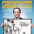 Affiche de Caricaturistes - Fantassins de la démocratie.