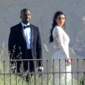 Kim Kardashian et Kanye West : Toutes les photos de leur beau mariage !