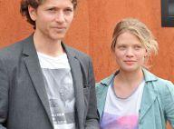 Mélanie Thierry et Raphaël, heureux et amoureux à Roland-Garros